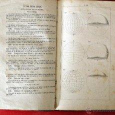 Libros antiguos: DIBUJO LINEAL (1871). Lote 52320584