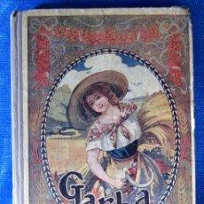 Libros antiguos: GARBA. ANTOLOGIA DE LES LLETRES CATALANES. PER LLUIS G. PLA. DALMAU CARLES PLA. GIRONA, 1923.. Lote 52572445