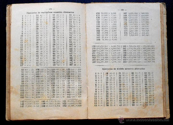 Libros antiguos: LECCIONES DE ARITMÉTICA - D. JOSÉ DALMAU CARLES - LIBRO DEL ALUMNO - 1ª PARTE GRADO SUPERIOR - 1931 - Foto 4 - 52988652