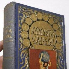 Libros antiguos: GEOGRAFÍA UNIVERSAL (SOPENA, 1936). Lote 53552746