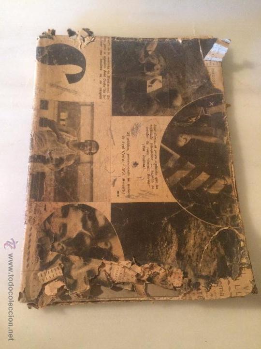 Libros antiguos: Antiguo cuaderno escolar de Juan Jorquera datado en Vilanova y la Geltru año 1935 - Foto 2 - 53894289