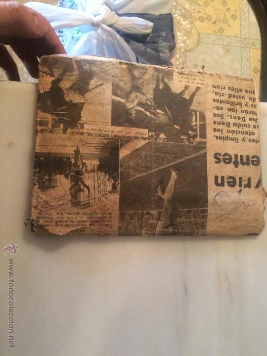 Libros antiguos: Antiguo cuaderno escolar de Juan Jorquera datado en Vilanova y la Geltru año 1935 - Foto 6 - 53894289