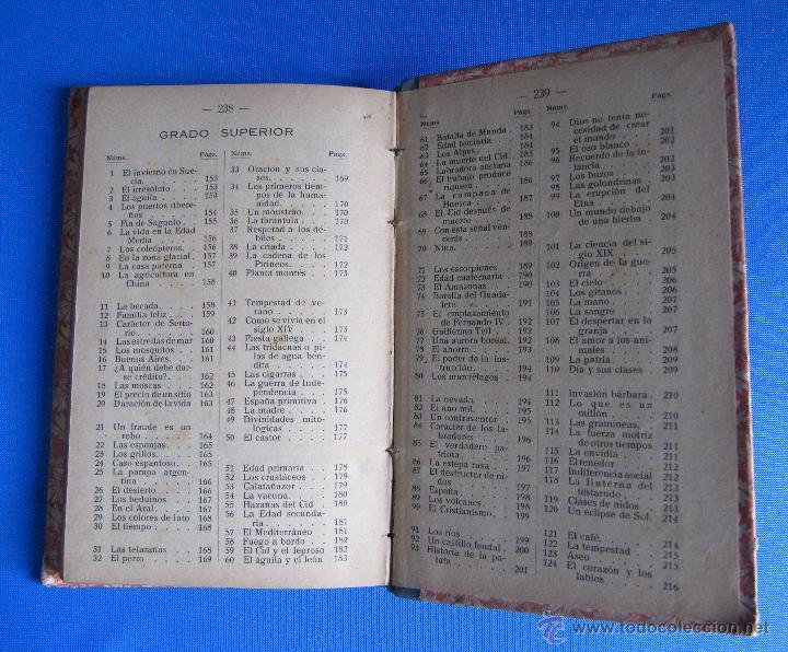 Libros antiguos: FRAGMENTOS PARA DICTADO Y LECTURA EXPLICADA. CURSO PORCEL. TIPOGRAFÍA PORCEL, PALMA DE MALLORCA 1926 - Foto 7 - 54100324