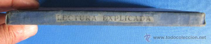 Libros antiguos: FRAGMENTOS PARA DICTADO Y LECTURA EXPLICADA. CURSO PORCEL. TIPOGRAFÍA PORCEL, PALMA DE MALLORCA 1926 - Foto 10 - 54100324