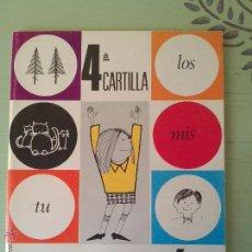 Livres anciens: METODO FOTOSILABICO PALAU 4ª 4 CARTILLA - 1976 - NUEVA - LECTURA - ANAYA. Lote 242039795