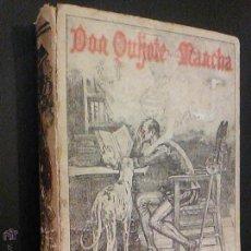 Libros antiguos: DON QUIJOTE DE LA MANCHA ED SATURNINO CALLEJA PARA ESCUELAS 1905 ILUSTRACIONES M. ANGEL. Lote 54358496