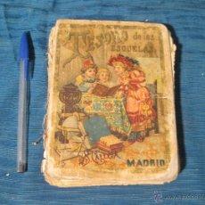 Libros antiguos: TESORO DE LAS ESCUELAS. SATURNINO CALLEJA 1898. MUY USADO. Lote 54361724