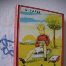 Libros antiguos: LIBRO DE TEXTO - ENCICLOPEDIA 1ER GRADO - ALVAREZ. Lote 54590936