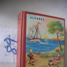 Libros antiguos: LIBRO DE TEXTO - ENCICLOPEDIA 3ER GRADO - ALVAREZ. Lote 54590952