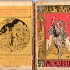 Libros antiguos: MAGDALENA DE S. FUENTES : MERCURIO EXCURSIONES ESCOLARES (BASTINOS, 1913). Lote 127176894