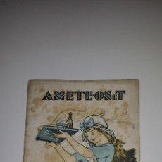 Libros antiguos: LOLA ANGLADA - AMETLLONET -COLECCIO FOLET ( 1933 ). Nº 3. Lote 54790777
