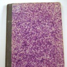 Libros antiguos: ELEMENTOS DE GEOGRAFIA - MANUEL ZABALA URDANIZ -TERCER CURSO - 1902 - GEOGRAFIA DESCRIPTIVA ESPAÑA. Lote 54854050