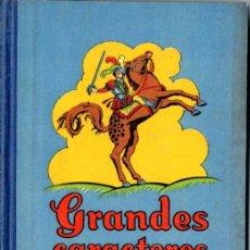 Libros antiguos: POCH NOGUER : GRANDES CARACTERES (DALMAU CARLES. 1935) COMO NUEVO. Lote 55081233