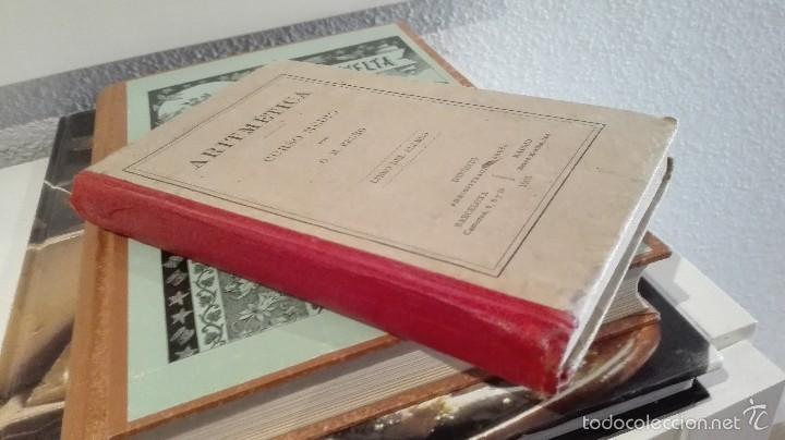 Libros antiguos: ARITMETICA, CURSO MEDIO POR G.M. BRUÑO - Foto 2 - 55134037