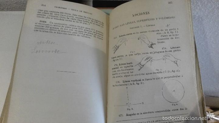 Libros antiguos: ARITMETICA, CURSO MEDIO POR G.M. BRUÑO - Foto 4 - 55134037