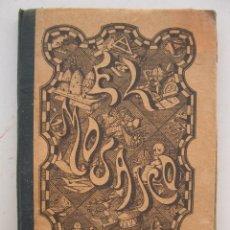 Libri antichi: MOSAICO - LITERARIO EPISTOLAR - BASTINOS Y PUIG - LIBRERIA BASTINOS - AÑO 1886.. Lote 55555864