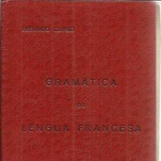 Libros antiguos: GRAMÁTICA DE LENGUA FRANCESA. 2º CURSO. PEDRO FÁBREGA. ALBERTO FONTANA. MADRID. 1930. Lote 56067922