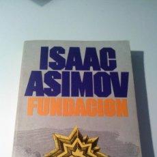 Libros antiguos: LIBRO ISAAC ASIMOV FUNDACION . Lote 56241651
