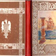 Libros antiguos: JUAN RUIZ ROMERO : LA RAZA (1926) PRIMERA EDICIÓN. Lote 56483956