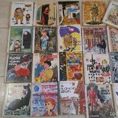 Libros antiguos: LOTE 20 TOMOS LIBRO DE ESCUELA DONCEL LA BALLENA ALEGRE 0-2-3-4-5-6-9-11-12-13-14-16-17-18-20-21-23-. Lote 56799508