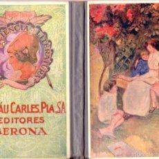 Libros antiguos: EL PRIMER MANUSCRITO (DALMAU CARLES, 1924) ORIGINAL. Lote 57036975