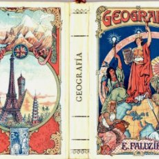 Libros antiguos: GEOGRAFÍA PARA NIÑOS (PALUZIE, 1925). Lote 57037234