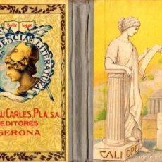 Libros antiguos: M. IBARZ BORRÁS . PÁGINAS SELECTAS LECTURA PARA NIÑOS (DALMAU CARLES, 1925). Lote 57037327