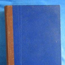 Livros antigos: CONTESTACIONES COMPLETAS DEL INSTITUTO REUS AL CUESTIONARIO DE OPOSICIONES AL MAGISTERIO NACIONAL.. Lote 57252923