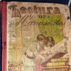 Libros antiguos: LECTURA DE MANUSCRITOS . CALLEJA AÑO 1876 CARTAS, MODELOS FACTURAS RECIBOS.... Lote 57252994