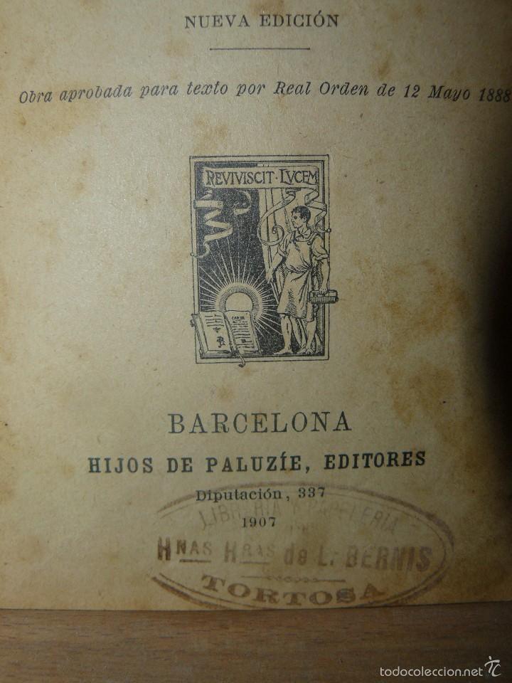 Libros antiguos: FLORA O LA EDUCACION DE UNA NIÑA - ED.PALUZIE - AÑO 1907 - Foto 6 - 174223404