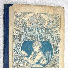 Libros antiguos: LECCIONES DE LENGUA ESPAÑOLA 1935. G. M. BRUÑO. Lote 57523362