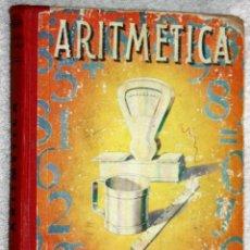 Libros antiguos: ARITMÉTICA SEGUNDO GRADO. Lote 57523944