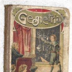 Libros antiguos: GEOMETRÍA 1930 PALUZIE . Lote 57524210
