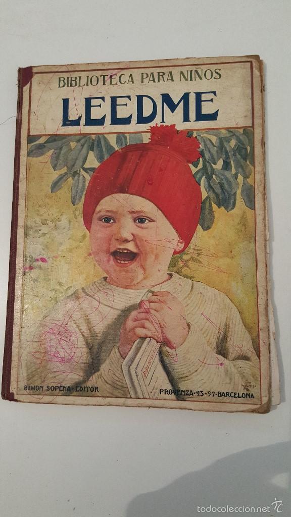 LEEDME (BIBLIOTECA PARA NIÑOS 1933) (Libros Antiguos, Raros y Curiosos - Libros de Texto y Escuela)