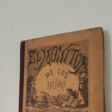 Libros antiguos: LE MONITOR DE LOS NIÑOS -1908. Lote 57548711