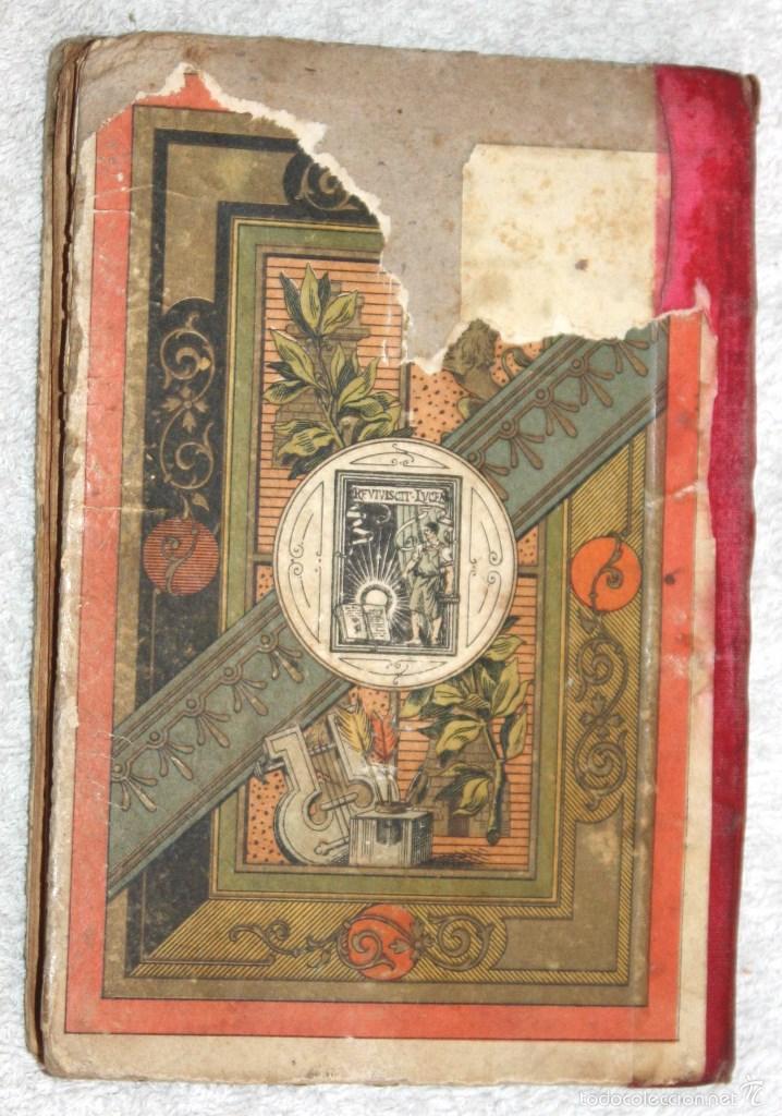 Libros antiguos: ESCRITURA Y LENGUAJE DE ESPAÑA. ESTEBAN PALUZIE. - Foto 2 - 57832396