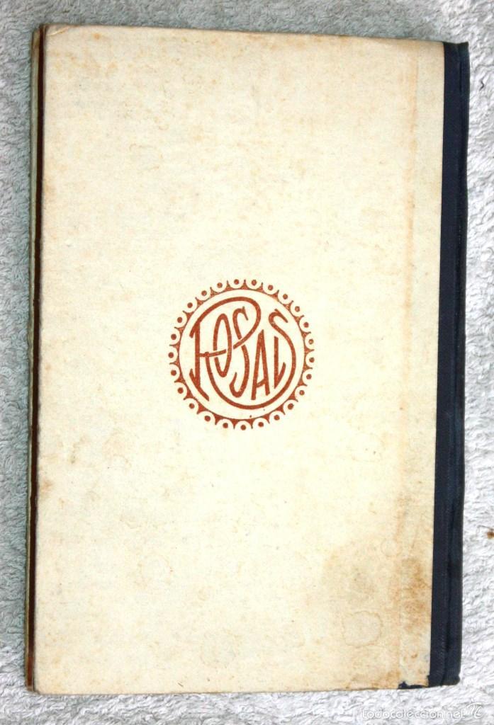 Libros antiguos: MANUSCRITO GUIA EPISTOLAR 1925. NARCISO MASVIDAL Y PUIG - Foto 3 - 57832489