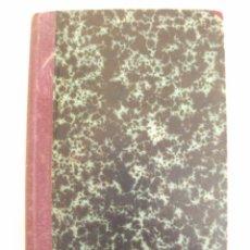 Libros antiguos: LA LANGUE ANGLAISE SECOND COURS PAR DR. F. AHN 1907 - LA LENGUA INGLESA. Lote 58226698