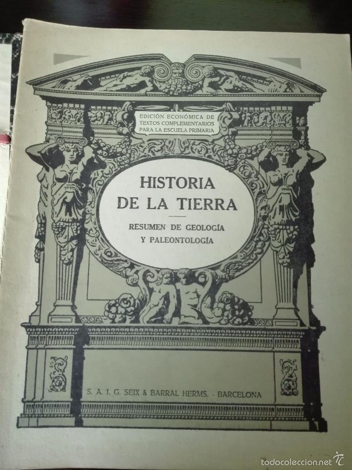 Libros antiguos: GRAN LOTE DE 24 CUADERNILLOS DE ESCUELA DE PRIMARIA - SEIX & BARRAL - BARCELONA - 1933 - - Foto 12 - 60262851