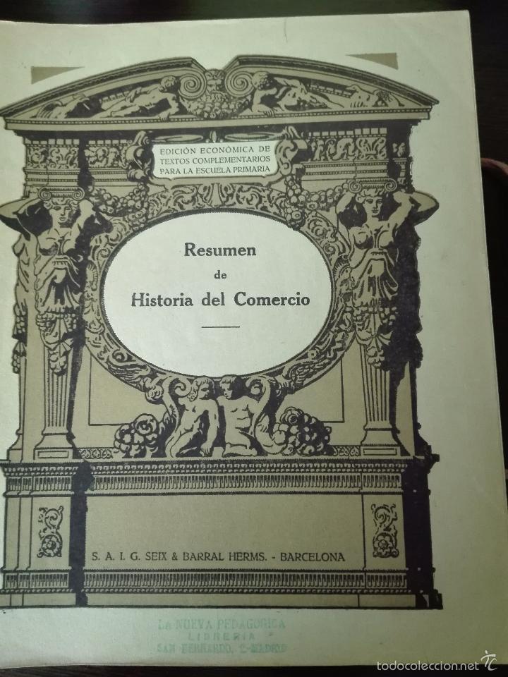 Libros antiguos: GRAN LOTE DE 24 CUADERNILLOS DE ESCUELA DE PRIMARIA - SEIX & BARRAL - BARCELONA - 1933 - - Foto 15 - 60262851