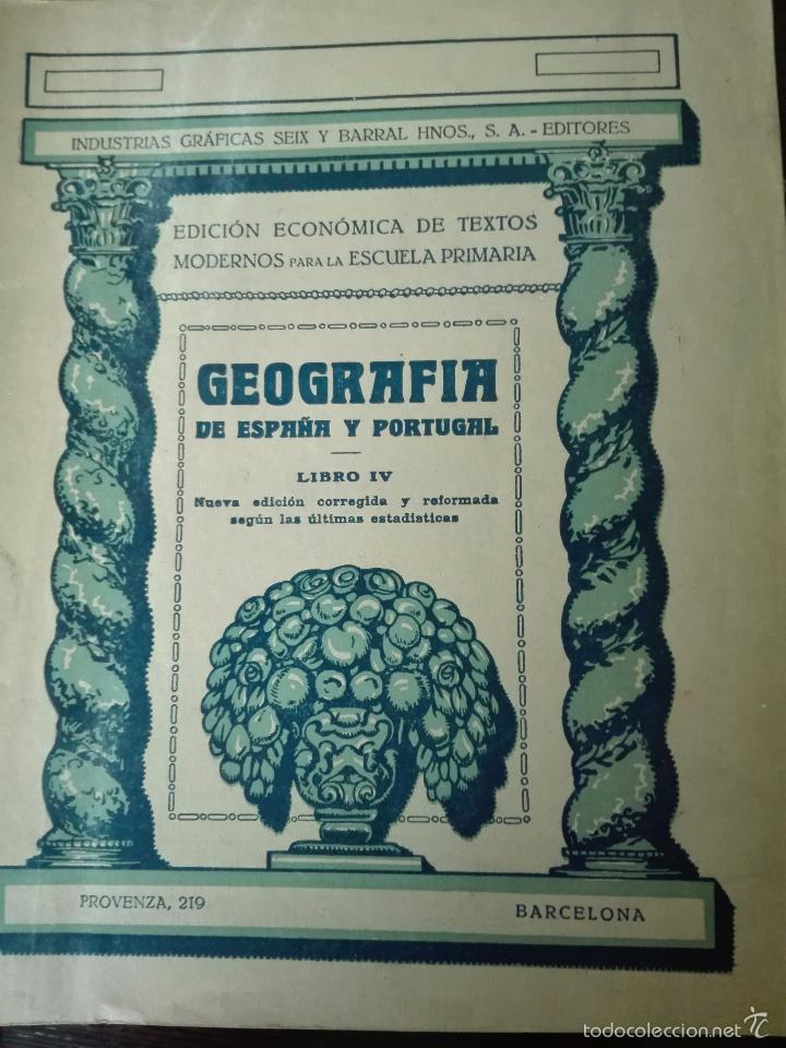 Libros antiguos: GRAN LOTE DE 24 CUADERNILLOS DE ESCUELA DE PRIMARIA - SEIX & BARRAL - BARCELONA - 1933 - - Foto 21 - 60262851