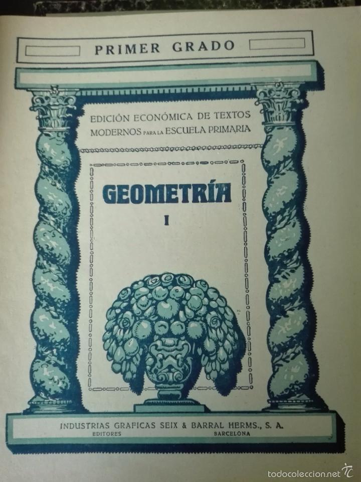 Libros antiguos: GRAN LOTE DE 24 CUADERNILLOS DE ESCUELA DE PRIMARIA - SEIX & BARRAL - BARCELONA - 1933 - - Foto 22 - 60262851