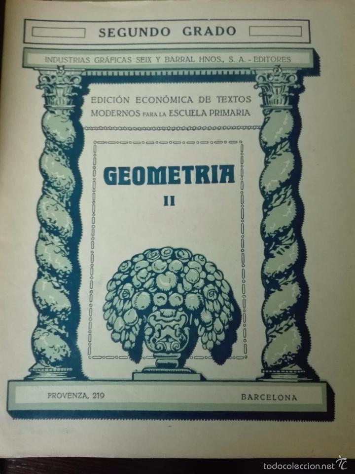 Libros antiguos: GRAN LOTE DE 24 CUADERNILLOS DE ESCUELA DE PRIMARIA - SEIX & BARRAL - BARCELONA - 1933 - - Foto 23 - 60262851