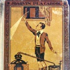 Libros antiguos: FISICA Y QUIMICA 1930 GRADO SUPERIOR JOAQUIN PLA CARGOL EDITORES GERONA. Lote 62601168