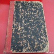 Libros antiguos: EXPLICACION RAZONADA DE LAS ORACIONES LATINAS Y REGLAS LUIS MACIAS 1890. Lote 64135679