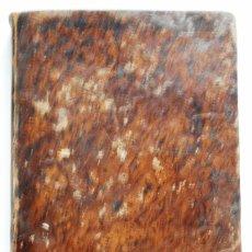 Libros antiguos: NOVÍSIMO CHANTREAU O COMPLETA GRAMÁTICA FRANCESA – D. JUAN ALARCÓN – AÑO 1845. Lote 65069035