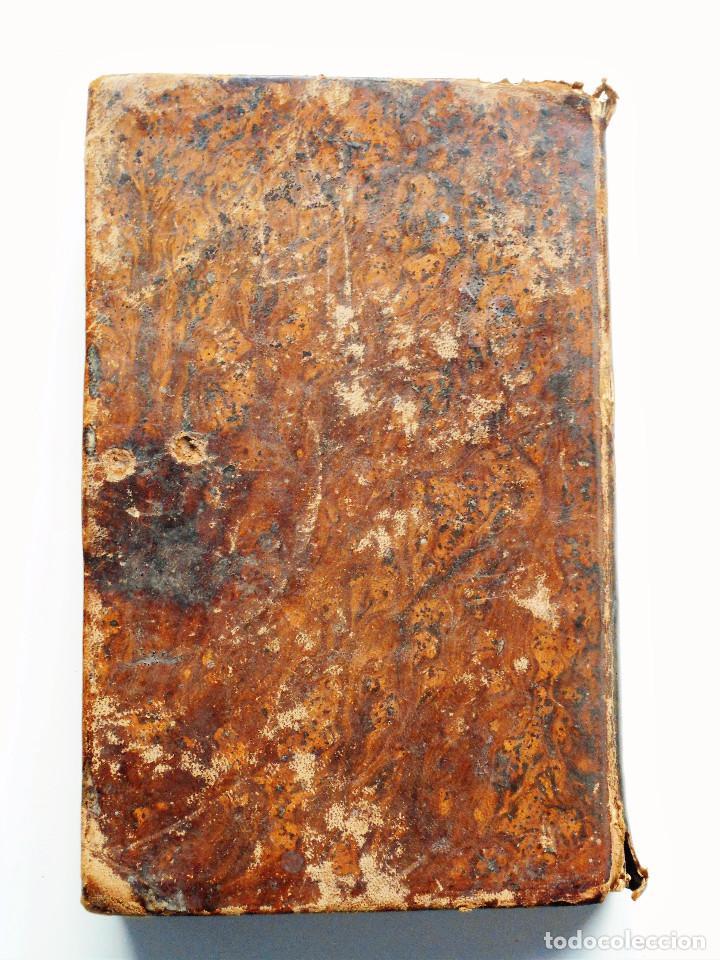 Libros antiguos: NOVÍSIMO CHANTREAU O COMPLETA GRAMÁTICA FRANCESA – D. JUAN ALARCÓN – AÑO 1845 - Foto 3 - 65069035