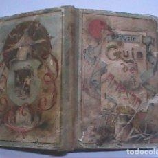 Libros antiguos: GUIA DEL ARTESANO. 1891. ESTEBAN PALUZIE Y CANTALOZELLA. BARCELONA.. Lote 65926462