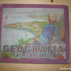 Libros antiguos: GEOGRAFIA PRIMER GRADO LUIS VIVES AÑO 1950. Lote 68244065