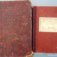 Libros antiguos: CURSO PRÁCTICO DE ESPERANTO – R. DUYOS SEDÓ + CUADERNO DE APUNTES DE ALCOY (ALICANTE). Lote 68631289
